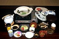 Japan _ Kyoto _ Japanese breakfast