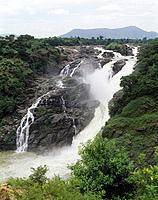 Sivasamudram Water Falls