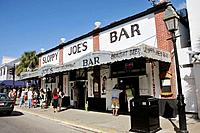 Sloppy Joes Bar at Key West Florida