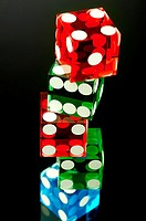 Stacked dice (thumbnail)
