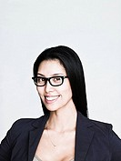 Woman wearing glasses (thumbnail)