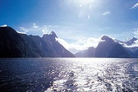 Milford Sound,South Island,New Zealand