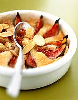 Fig and almond clafoutis batter pudding (thumbnail)