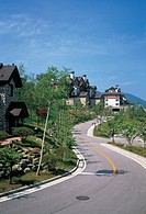 Yongpyeong Resort,Pyongchang_gun,Gangwon,Korea