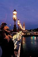 Pont Alexandre Iii,Paris,France