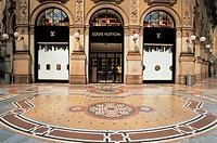 Galleria Vittirio Emanuele II, Milan,Italy
