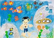 Child\´s Painting