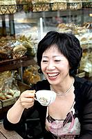 Middle_aged Korean Woman