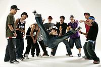 Korean B_Boy Performance, Korea