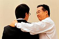 Korean Businessmen
