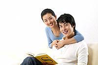 Young Korean Couple