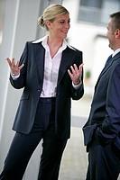 business, businessman, businesswoman, conversation, gesture, interior,