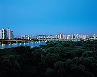Bamseom Islet,Mapo_gu,Hangang River,Seoul,Korea
