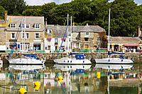 Padstow Harbour, Cornwall, England
