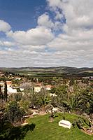 Israel Mount Carmel Moshav Kerem Maharal