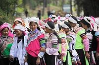 Asia, China, Kunming, burial_ceremony, Miao minority, Yao minority