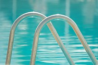 Pool, basin_edge, entry, detail, hand_rails, swimming pool, swimmingpool, basins, pools, water, banisters, handrail, water_surface, reflection, desert...