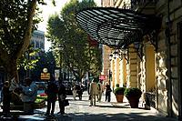 Italy, Rome, Viminal, via Vittoria Veneto,