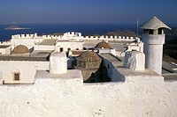 Chora, Monastery of St John the Theologian, Patmos, Dodecanese, Greece
