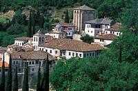 Macedonia & Thrace, Byzantine Forts Macedonia, Serres, Prodromou Monastery