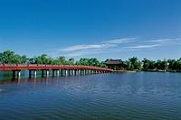 Gungnamji Pond,Buyeo_gun,Chungnam,Korea