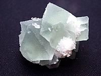 Fluorite Homestake Mine. Arizona. USA.