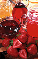 Jam, fruit, syrup