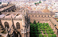 Cathedral. Seville. Spain