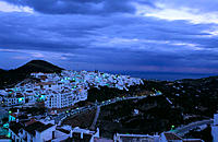 Frigiliana. M&#225;laga province. Spain