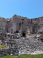 Mexico, Yucatan, Tulum, temple_installation, ruins, maya_culture, Central America, ruin_place, maya_culture, Maya, Maya_site, constructions, architect...