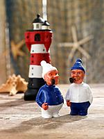 Toy seaman figures