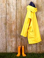 Rain Coat and Rubber Boots (thumbnail)
