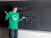 Boy and math problem (thumbnail)