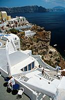 Santorini island _ Greece