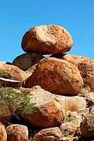 Australien : Karlu Karlu / Australia : Devils Marbles