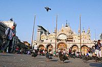 St. Mark´s Square, Venice. Veneto, Italy