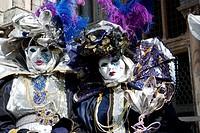 Italy Venice The Carnival
