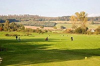 Bad Münder Golf course in Germany