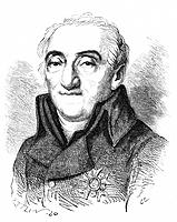 Bernard_Germain_Etienne, comte de Lacepede 1756_1825, French naturalist. Lacepede continued the work started by Buffon, classifying oviparous quadripe...
