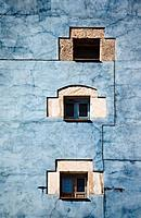 Windows, Cuenca. Castilla-La Mancha, Spain