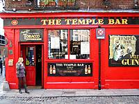 Temple Bar, most cosmopolitan Dublin quarter. Dublin (Baile Átha Cliath). Ireland