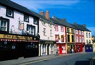 Parliament Street, Kilkenny City, County Kilkenny, Ireland, Streetscape