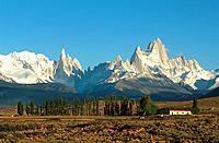 Glaciares NP, Patagonia, Argentina