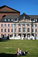 Germany, Rhineland-Palatinate, Trier, Prince-Electors´ residence