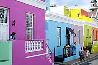 Cape Malay Quarter, Cape Town, West Cape, South Africa