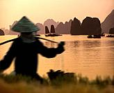 Harvest, Halong Bay, Vietnam, Indochina