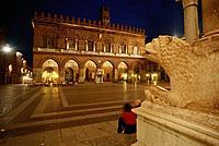 Piazza del Duomo, Cremona, Lombardy, Italy