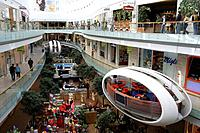 Europa shopping mall, Lithuania, Vilnius