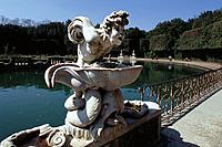 Isoloto, Oceans Fountain, Giardino di Boboli, Florence, Tuscany, Italy