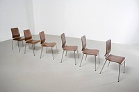 Chairs in a row (thumbnail)